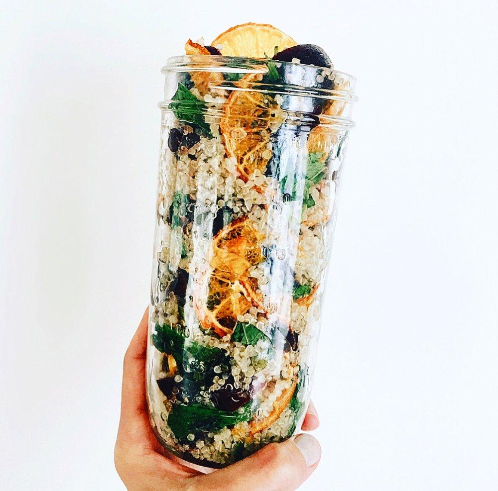balsamic beet orange salad