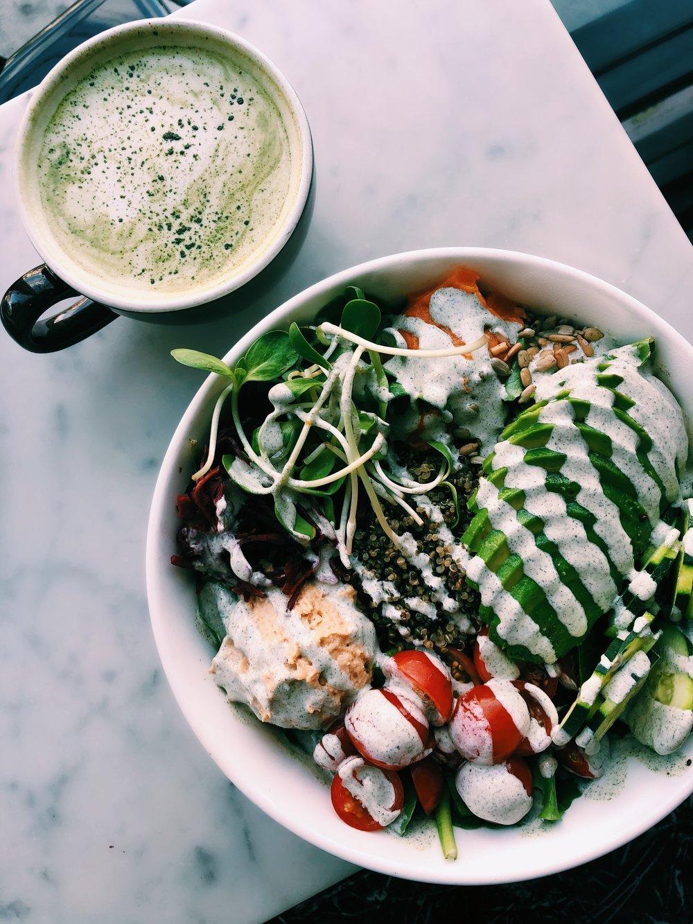 NOURISH CAFE -