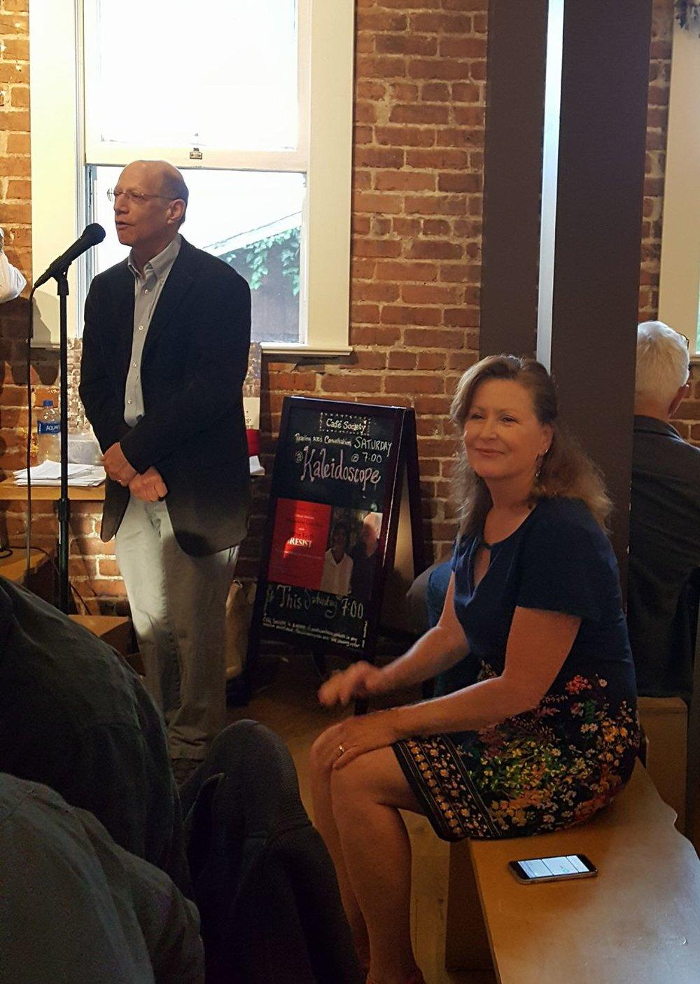 Steve Early & Suzanne Bernie.jpg