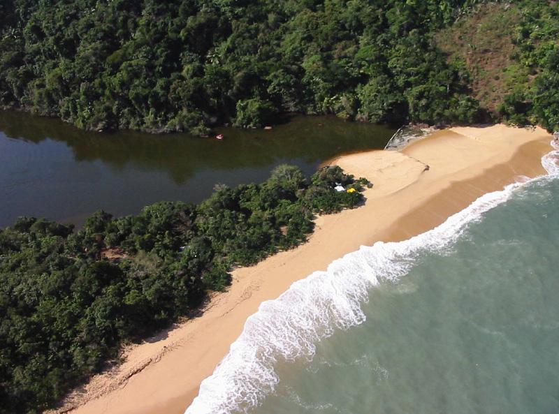 RIOS E CACHOEIRAS