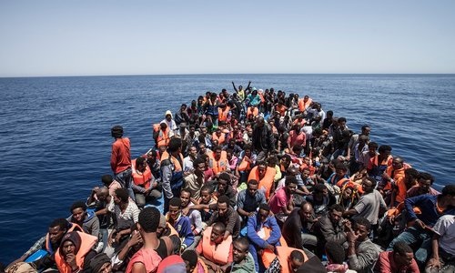 Migration and Human Trafficking -