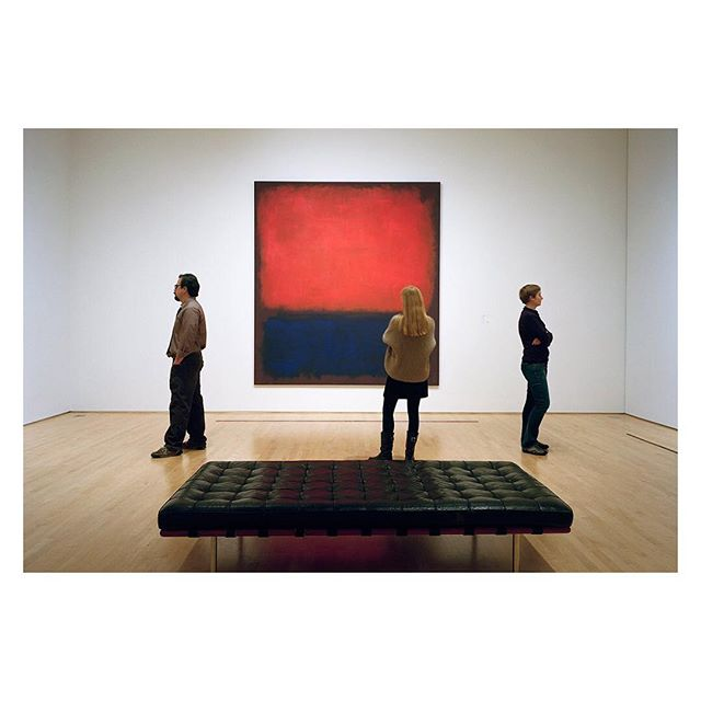 No. 14 by Mark Rothko, 1960 (Location: San Francisco Museum of Modern Art, SFMOMA)