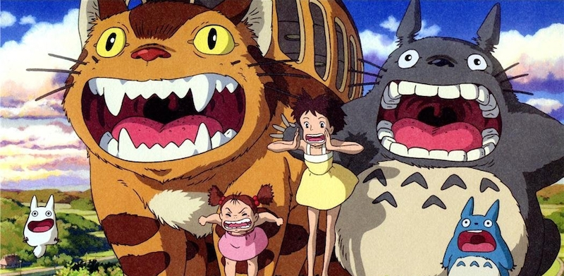 My Neighbour Totoro (1995)