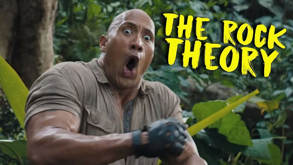 the atz show the rock theory