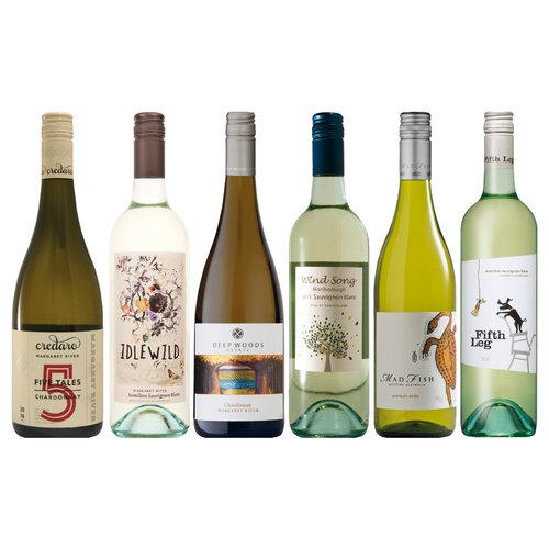 White Wine Mixed Six Pack - $69