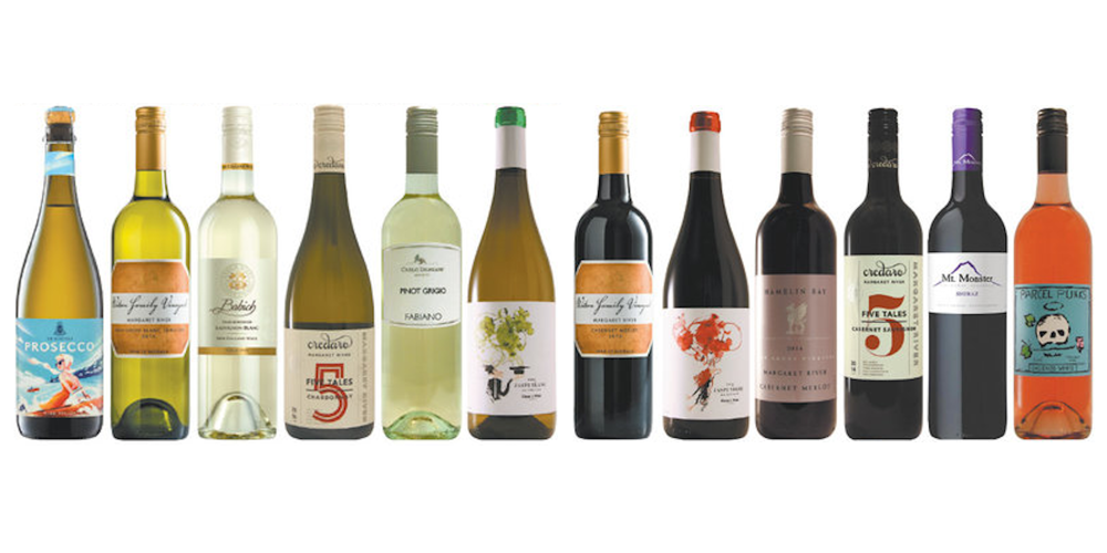 Ray Jordan Wine Experience Dozen - $179