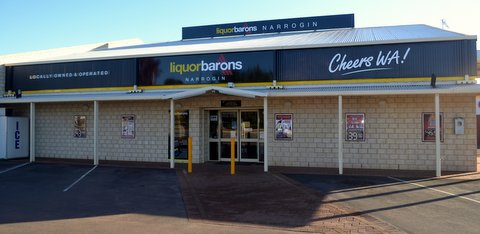 Liquor Barons Narrogin (opening day 2013)