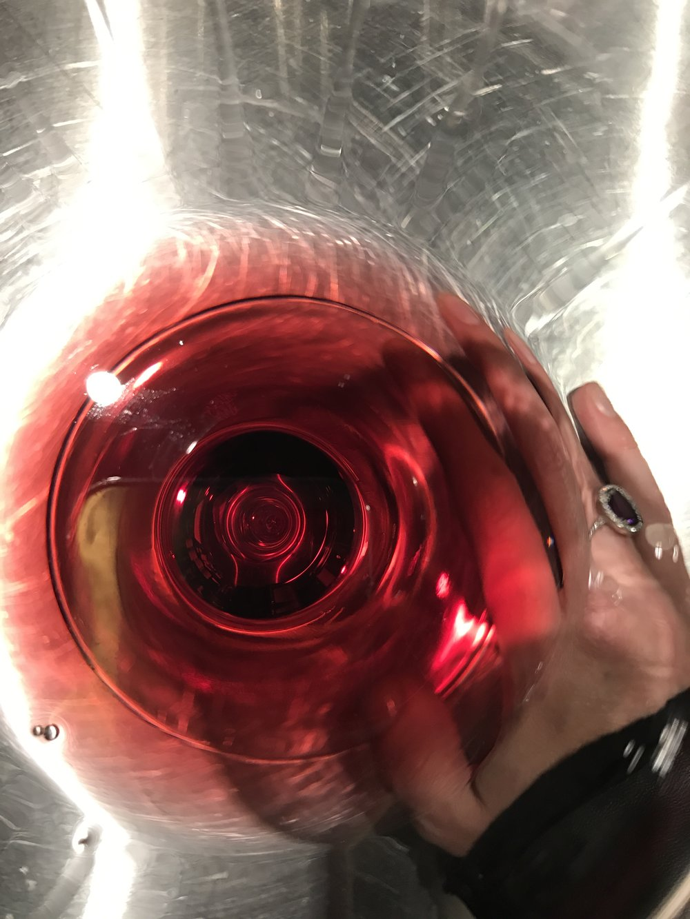It's pale in colour... but don't let that fool you.  Followers of the Picardy pinot style will be well-aware of  the inherent power, concentration and elegance of this wine - which has nothing to do with how dark it is (or isn't) in colour.