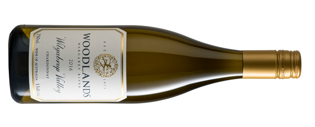 2016 Woodlands 'Wilyabrup Valley' Chardonnay, Margaret River
