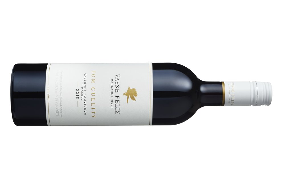 2013 Vasse Felix Tom Cullity Cabernet blend, 98 points