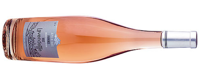 "2016 Lavendette Rosé, Alpes de Haute Provence ""Dry and spicy, full of rose petals, ripe raspberry, dusty spice and hints of pomegranate"""