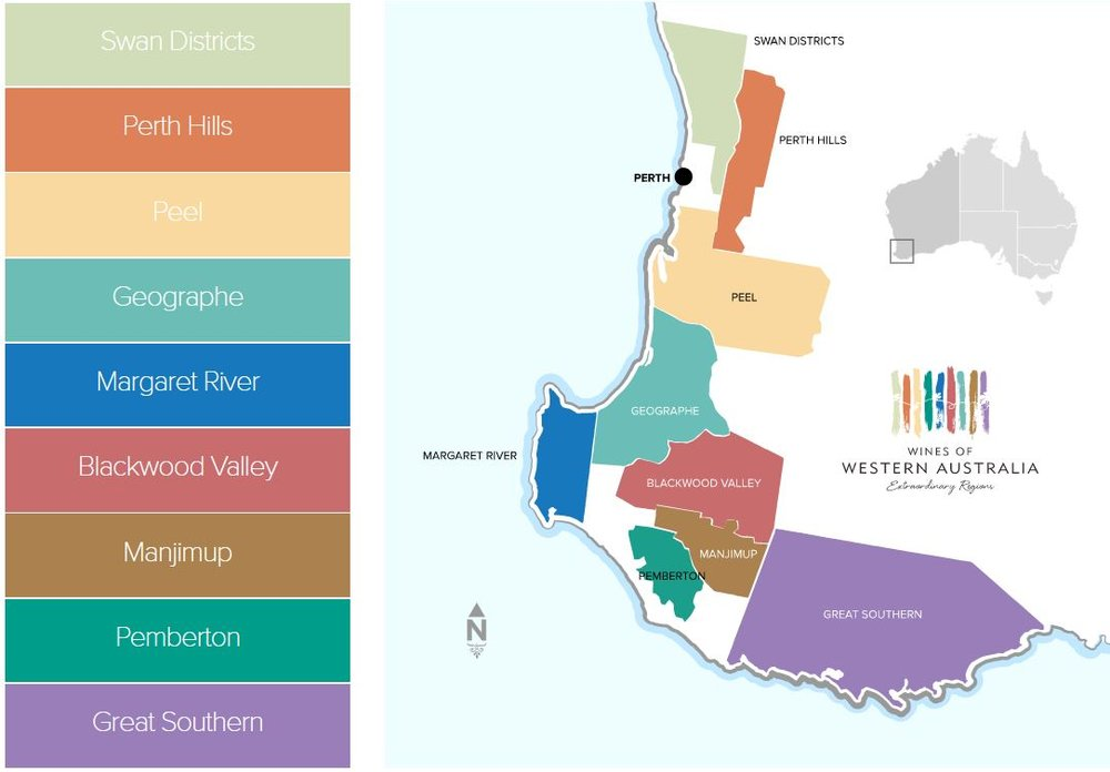 Image source:  Wines of Western Australia