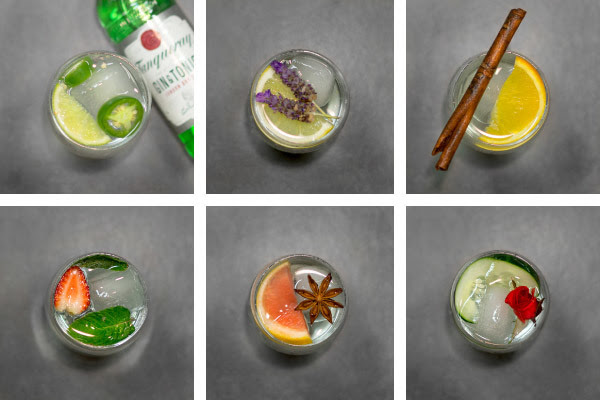 Check out our Ultimate Gin and Tonic Garnish blog.