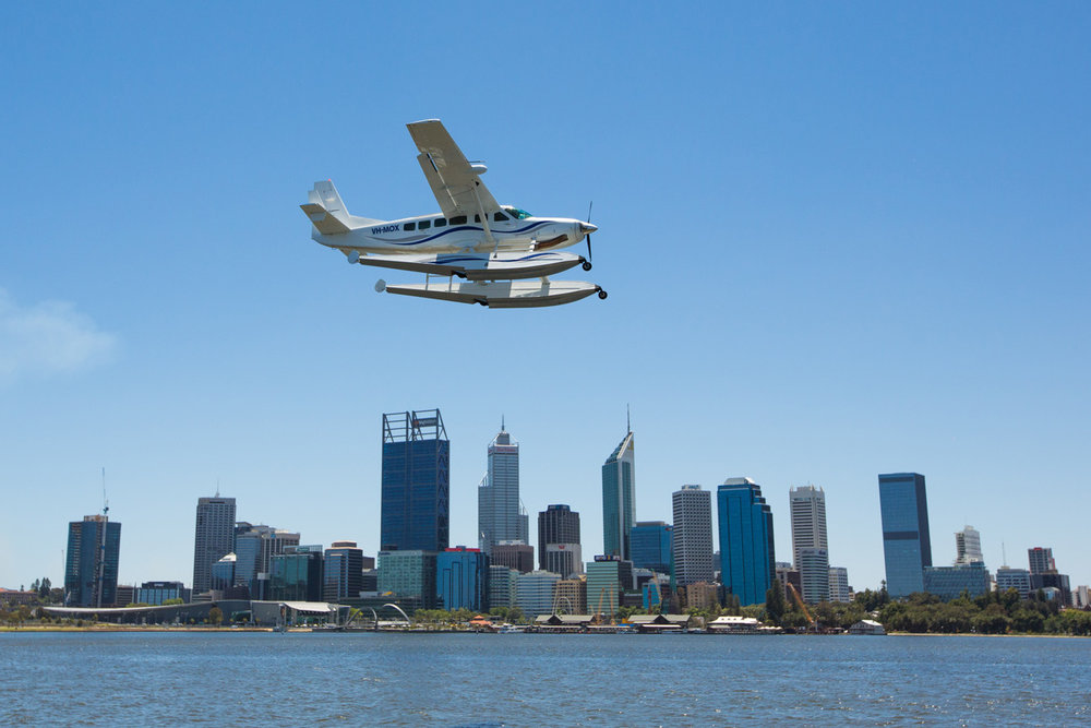 Source:  Swan River Seaplanes.