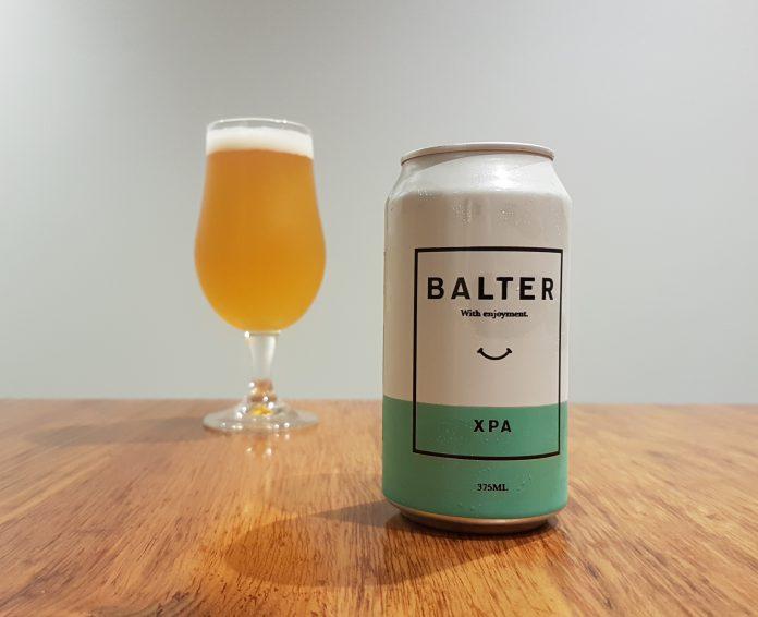 Balter Brewing Co's XPA