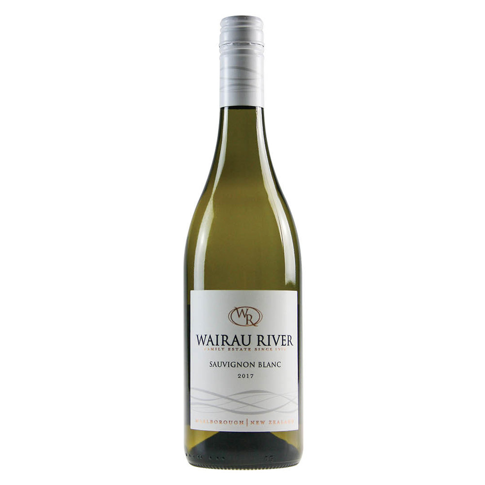 Wairau River Sauvignon Blanc, Marlborough (NZ), 2017