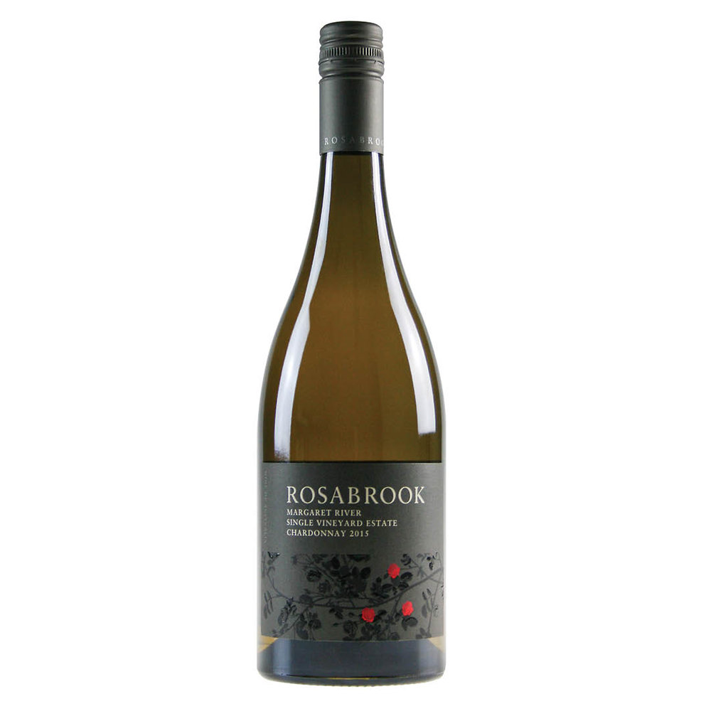 Rosabrook Single Vineyard Estate Chardonnay, Margaret River, 2015
