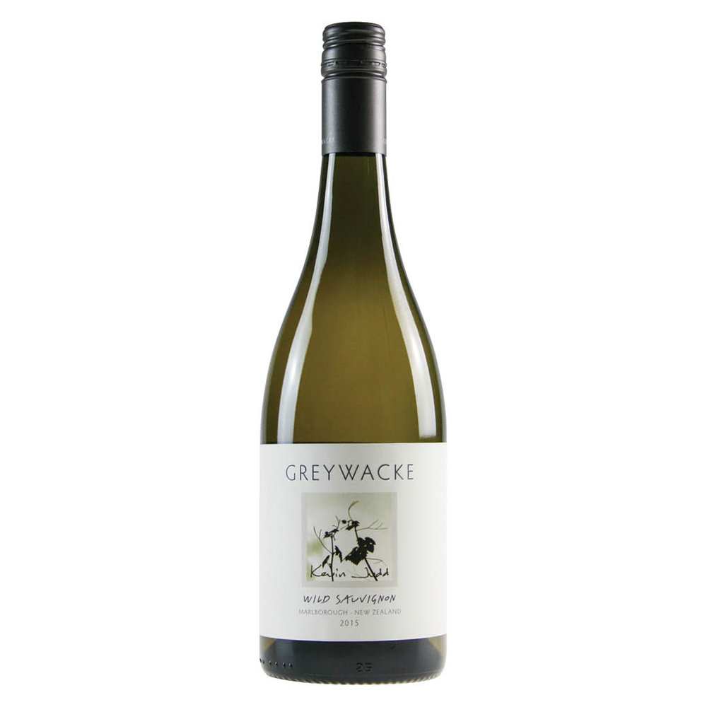 Greywacke 'Wild' Sauvignon Blanc, Marlborough (NZ), 2015