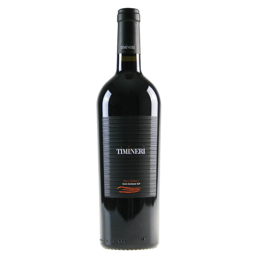 Timineri Nero D'Avola, Sicily (It), 2015