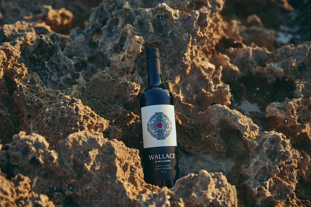 Wallace Shiraz Grenache, Barossa Valley, 2016