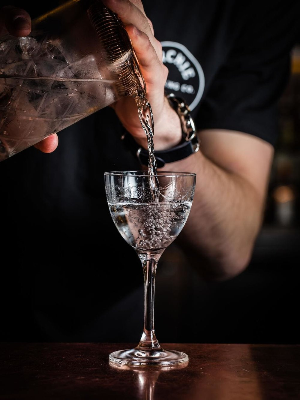 Image:       https://archierose.com.au/journal/summers-best/cocktail-profile-the-martini  (a good read - recommended)