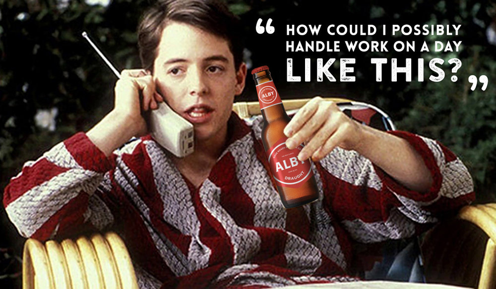 The OG sickie chucker, Ferris
