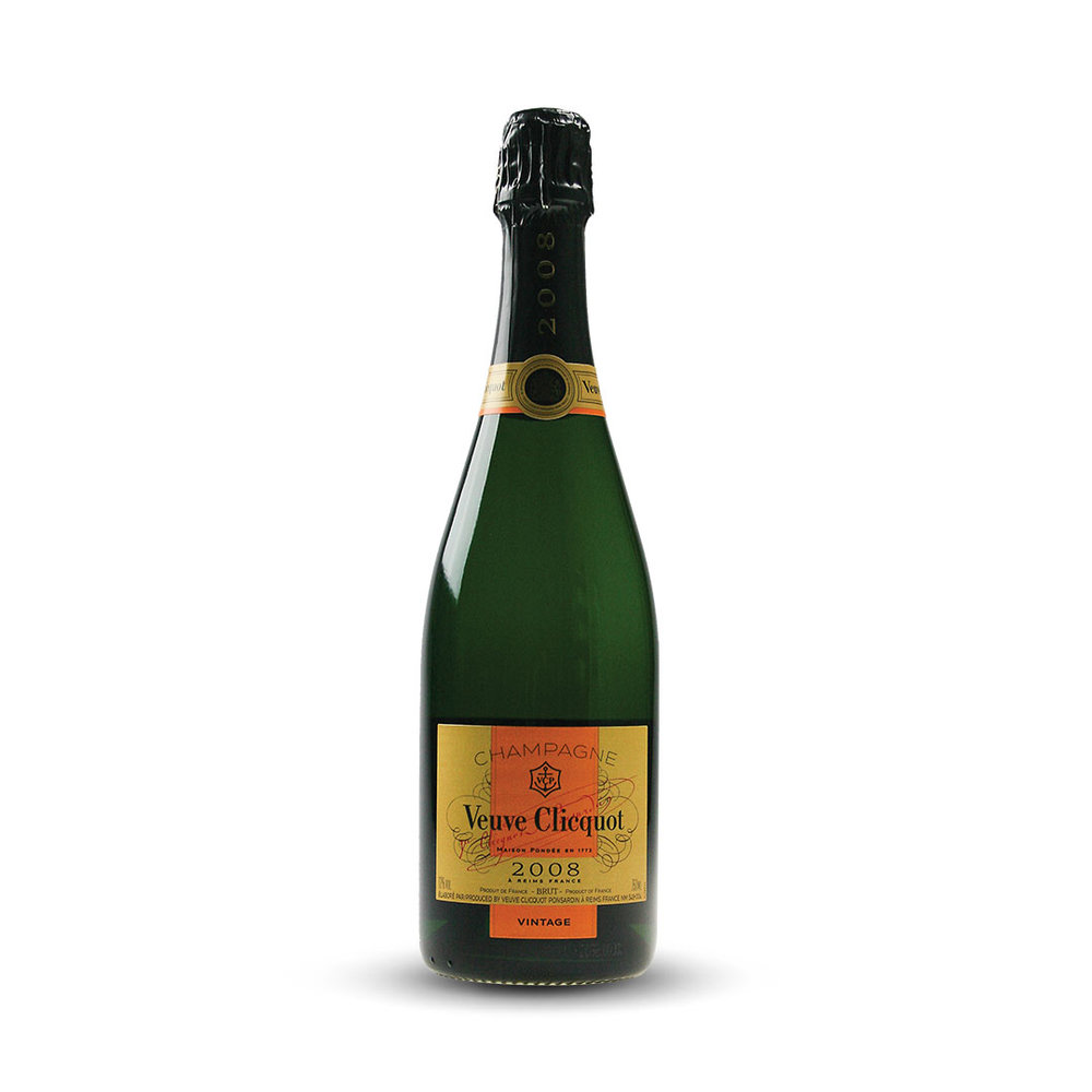 Veuve Clicquot 2008 Vintage Champagne
