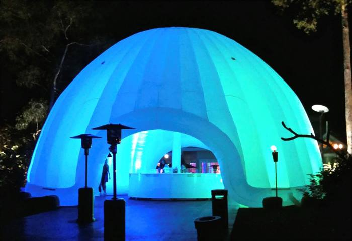 10m Lunar lounge