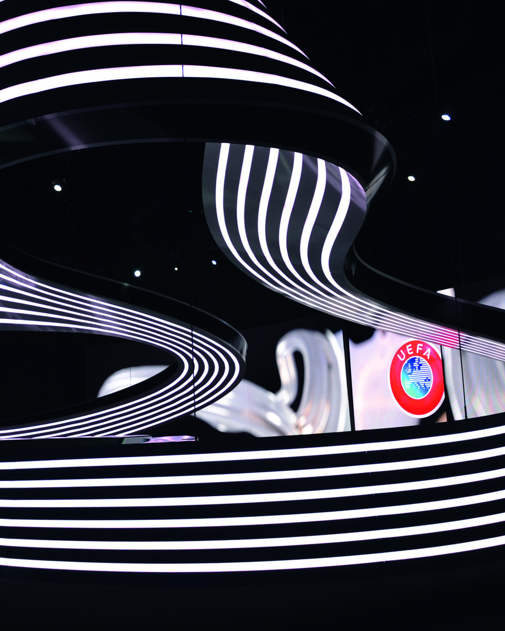 LONDON 2011 - UEFA EUROPALEAGUE DRAWSTAGE