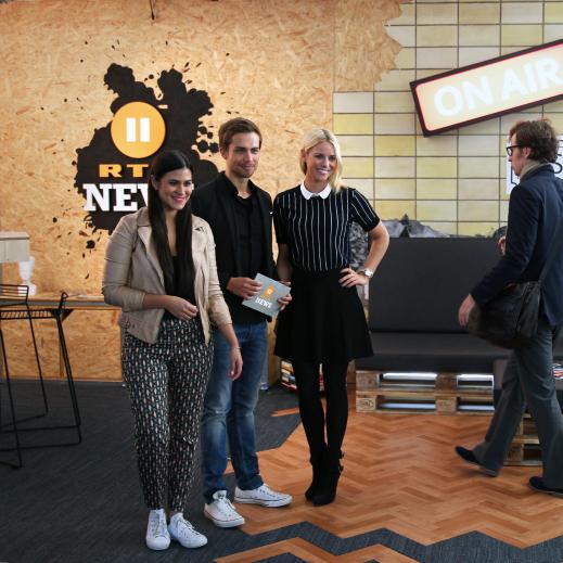 BERLIN 2016 - RTL II NEWS