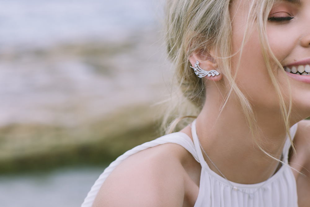 Samantha Wills Opium Skies Bridal Jewellery Campaign
