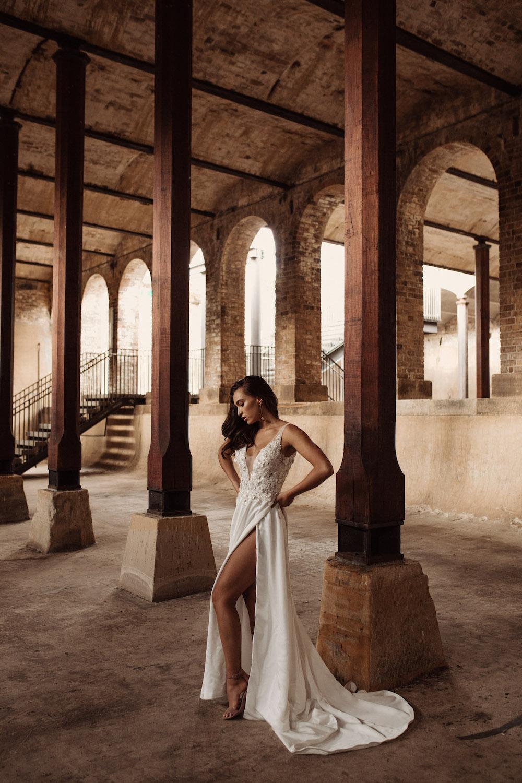 Hera Couture campaign by LOVE FIND CO. Creative Studio
