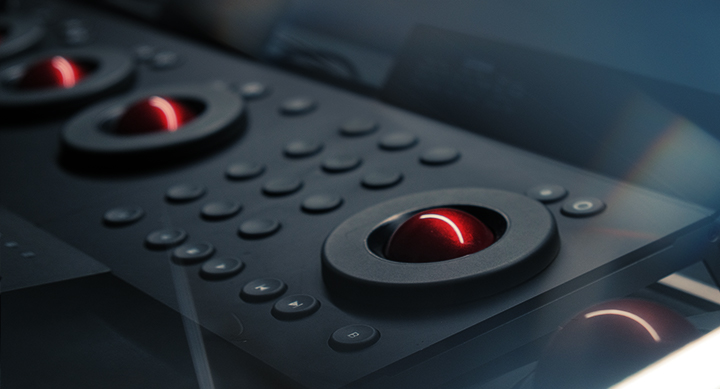 Color Grading Interface Tangent Wave