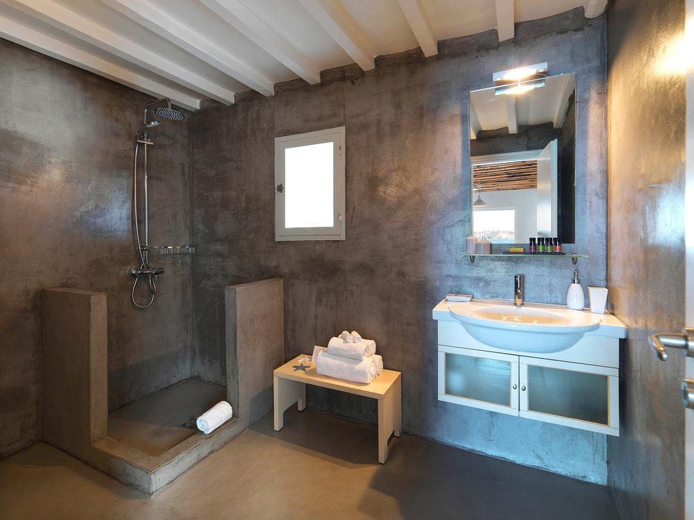 Aria Hotels Thalassa Beach House Kimolos Bathroom.jpg
