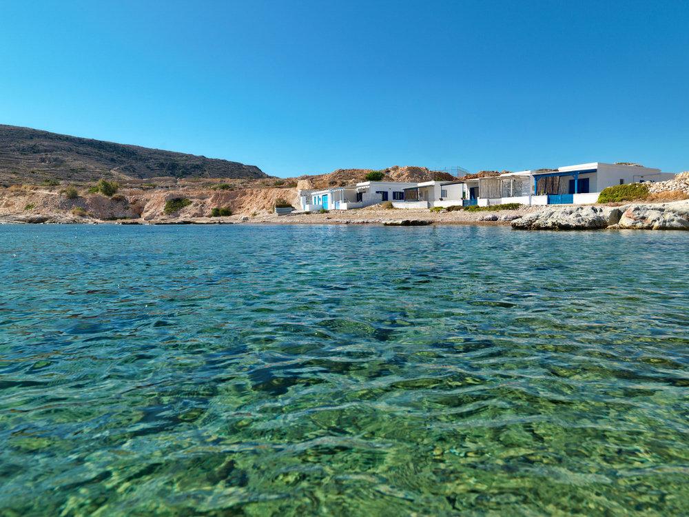 Aria Hotels Thalassa Beach House View from Sea.jpg