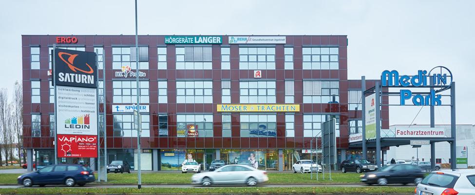 Medi IN Zentrum Ingolstadt