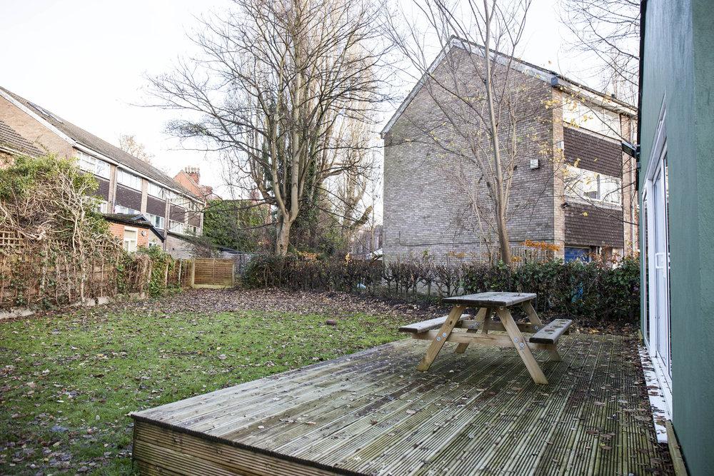 46 Ladybarn Crescent Garden