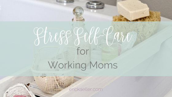 "Do you remember the commercials in the 80's of the frazzled mom who would exclaim ""Calgon, take me away!!""? The next scene would show her up neck deep in a frothy bubble bath and suddenly all was right in her world.   When stressors present themselves in your busy life of running a business, raising a family, maintaining relationships, volunteering, and the list goes on and on...you may feel like you are going to lose your mind. How can you fit one more thing on your to-do list? That is when self-care is so critical. Taking a step backward to change your point of view. Evaluate the bigger picture. Taking a deep breath and asking God for guidance. Giving yourself the gift of self-care.   Yet, sometimes the stressors come in the form of environmental toxins and chemicals you knowingly put in your body and not from your schedule or obligations alone. Those toxins instigate a stress response because it is foreign in your body and causes inflammation. Eliminating those from your environment and, more importantly, your body will begin with self-care.  I invited my friend, Kristin Szerszen, to share her top tips for natural self-care that rejuvenate, reduce your inflammation, and minimize your stress. She is a wealth of knowledge when it comes to essential oils and the benefits for your health. I am so excited to share my blog with her!"