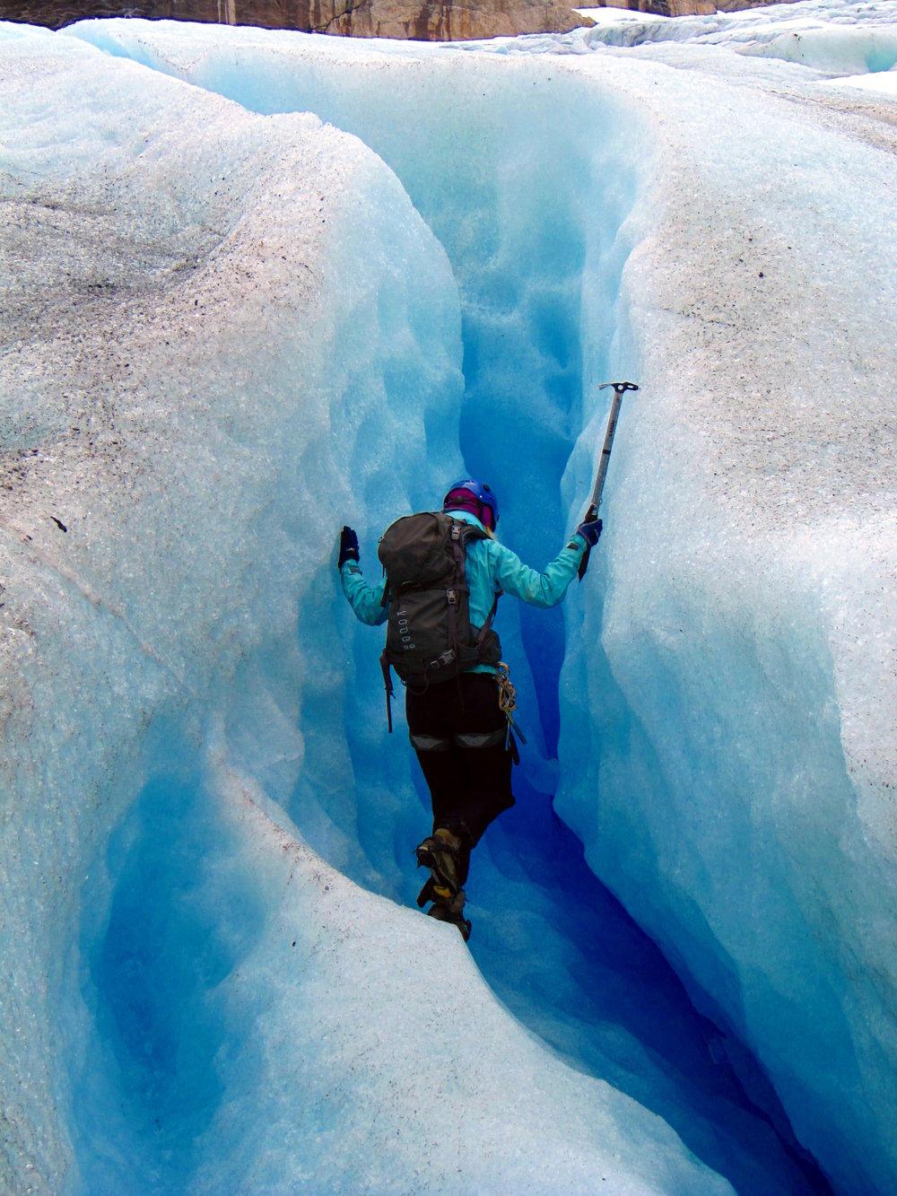 Blue ice (Pål G. Kielland)