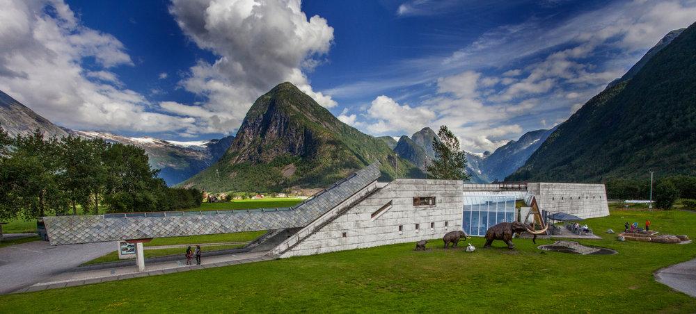 The Glacier Museum (Gaute D. Bøyum)