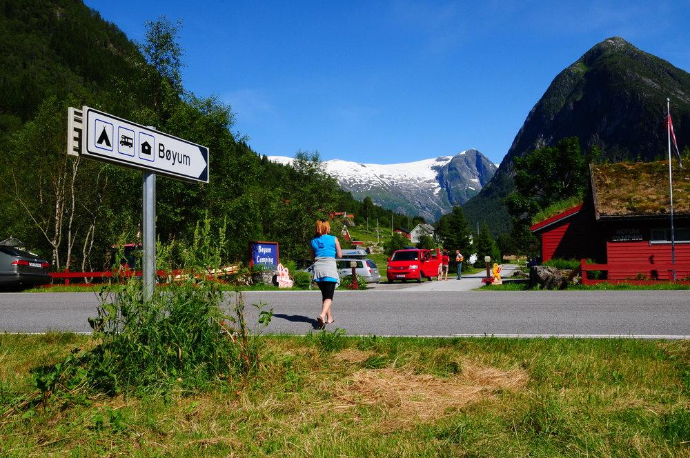 Bøyum Camping - Ein moderne familiedreven camping