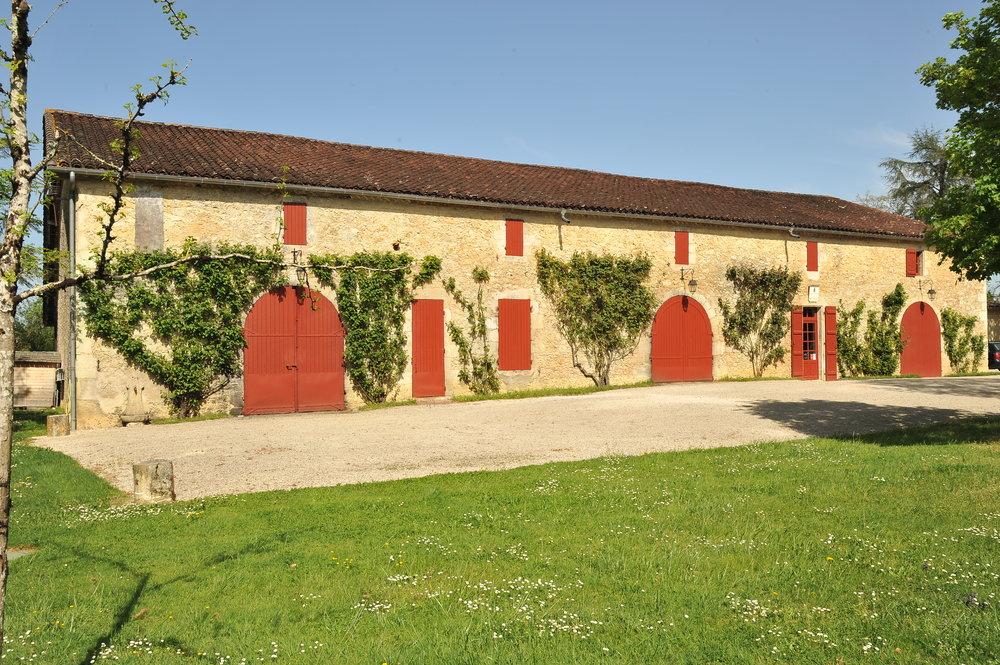 Amagnac Cellars.JPG