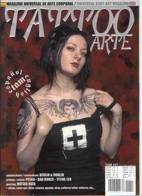 Tattoo Arte Magazine, Spain