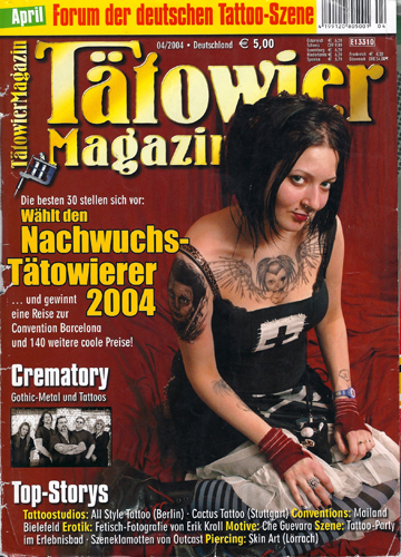 Tätowier Magazin, Germany