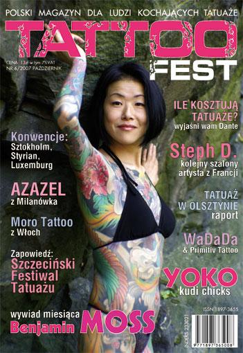 Tattoo Fest Magazine, Poland