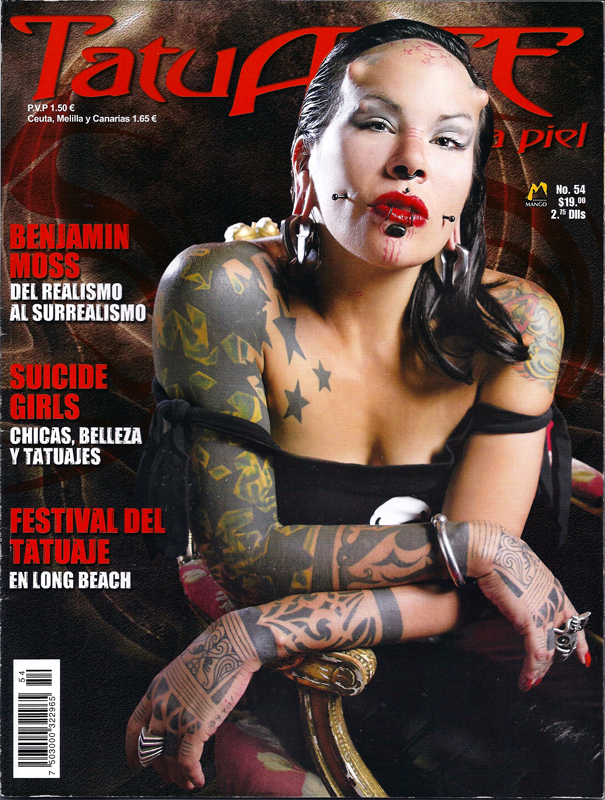 TatuARTE Magazine, Mexico