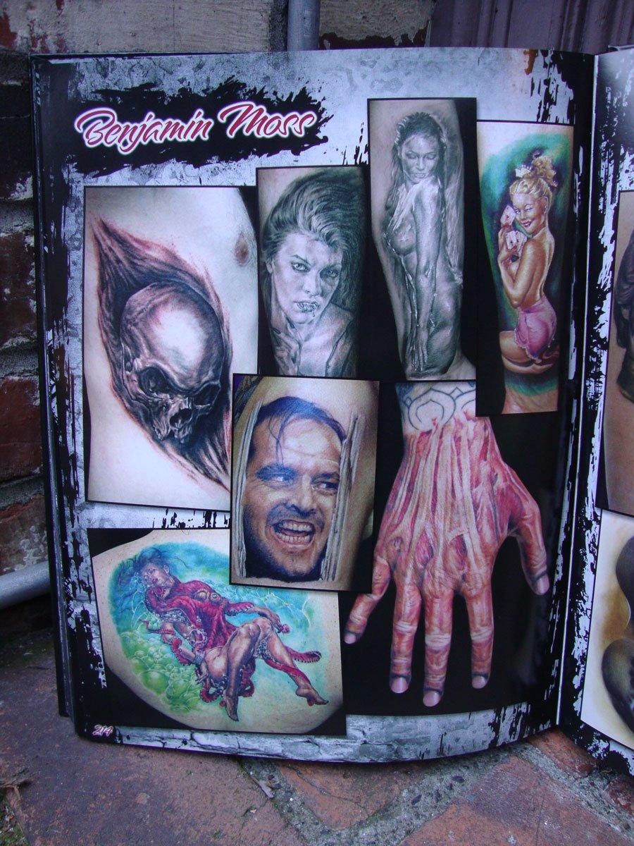 Tattoo Prodigies (Book)