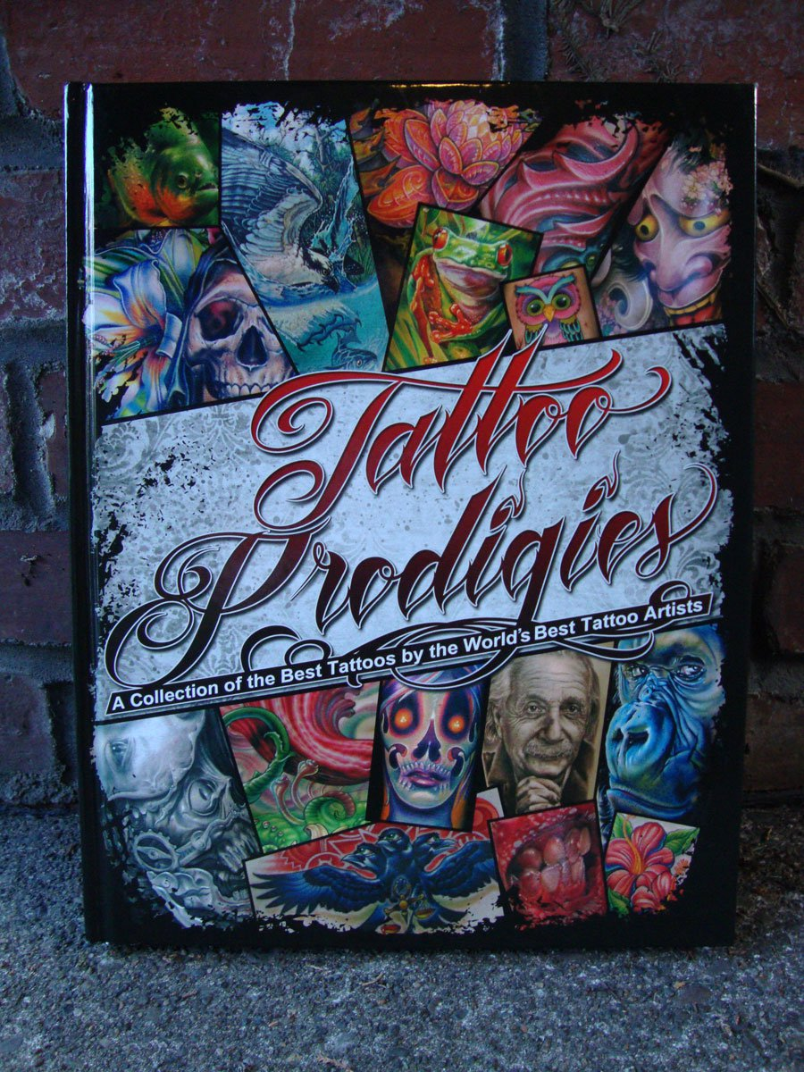Tattoo Prodigies (Cover)