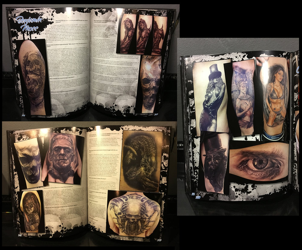 Tattoo Prodigies 2 (Book)