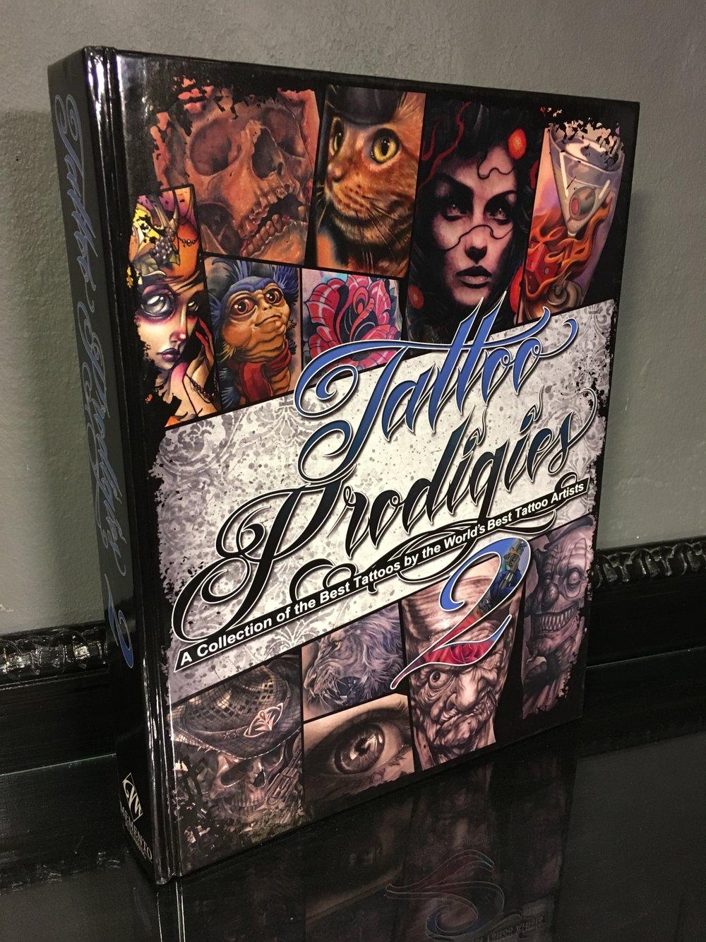 Tattoo Prodigies 2 (Cover)